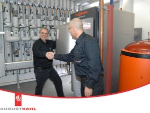 Viessmann Top Installation