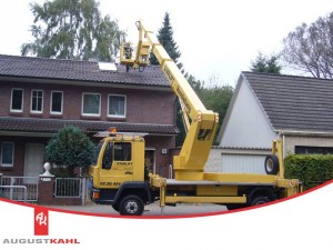 Installation Solaranlage August Kahl für Kollektoren