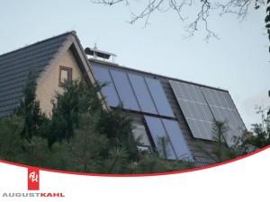 Viessmann Photovoltaik und Solar kombination